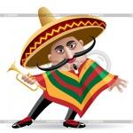 Шаржи Мексиканские