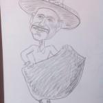 Мексиканский Шарж